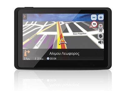 MLS Destinator Talk&Drive Android Ultra - Χάρτες Ελλάδας & Κύπρου