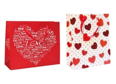 Σακκούλα Δώρου Legami Love Collection Extra Large - 1 τεμάχιο (GB0139-40)