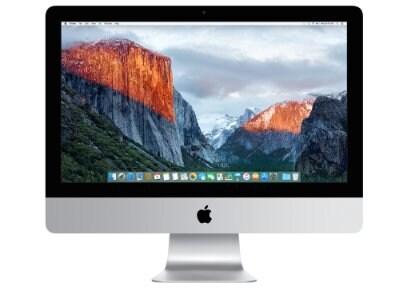 """Apple iMac με οθόνη Retina MK452GR/A 21.5"""" (i5/8GB/1TB/Iris Pro 6200)"""