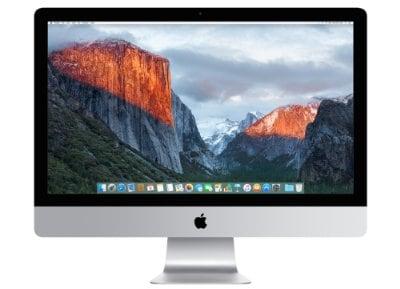 """Apple iMac με οθόνη Retina MK462GR/A 27"""" (i5/8GB/1TB/ R9 M380)"""