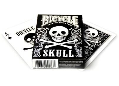 Τράπουλα Skull