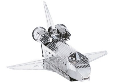 3D Παζλ Space Shuttle Discovery - Fascinations - 1 Φύλλο