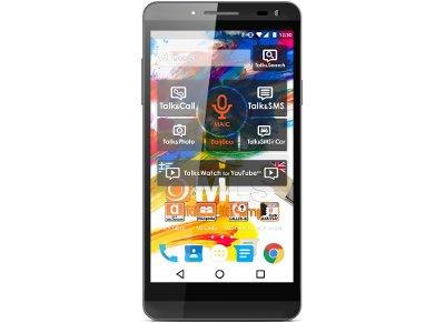 Smartphone MLS iQTalk Color 4G Dual Sim Μαύρο