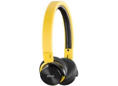 Ακουστικά κεφαλής AKG Y40 Κίτρινο