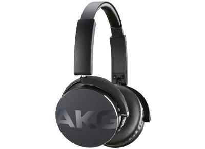 Ακουστικά κεφαλής AKG Y50 Μαύρο