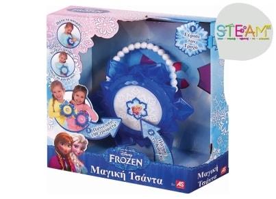 Frozen Μαγική Τσάντα AS 7518-80939