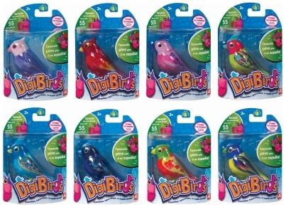 Ηλεκτρονικό Πουλάκι Digibirds Συλλογη 3 - 1 Τεμάχιο ΑS 1525-88286