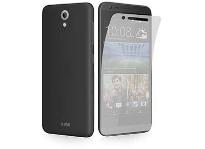 Θήκη & Μεμβράνη HTC Desire 620 - SBS Cover - Διαφανές τηλεφωνία   tablets   αξεσουάρ κινητών   θήκες