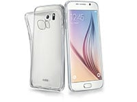 Θήκη & Μεμβράνη Samsung Galaxy S6 - SBS Cover Aero TEAEROSAS6TPU Διαφανές