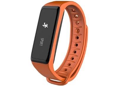 Activity Tracker MyKronoz ZeFit2 Wristband Πορτοκαλί