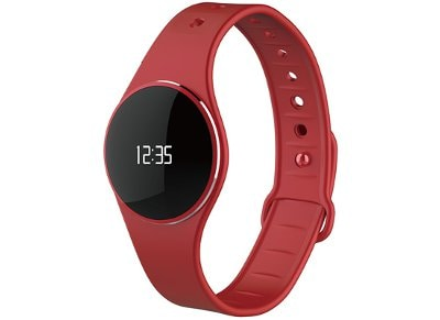 Activity Tracker MyKronoz ZeCircle Wristband Κόκκινο