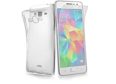 Θήκη & Μεμβράνη Samsung Galaxy Grand Prime - SBS Cover Aero - Διαφανές τηλεφωνία   tablets   αξεσουάρ κινητών   θήκες