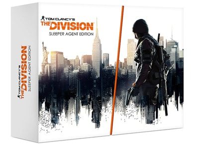 Tom Clancy's The Division Sleeper Agent Collectors Edition - Xbox One Game