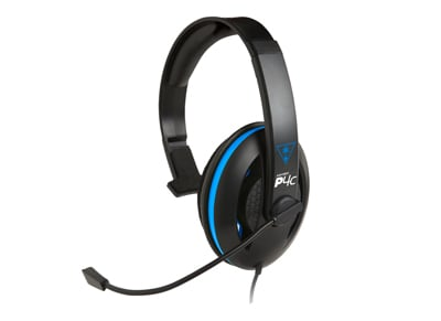 Turtle Beach Ear Force P4c - Gaming Headset Μαύρο