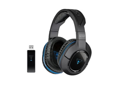 Turtle Beach Ear Force Stealth 500P - Gaming Headset Μαύρο