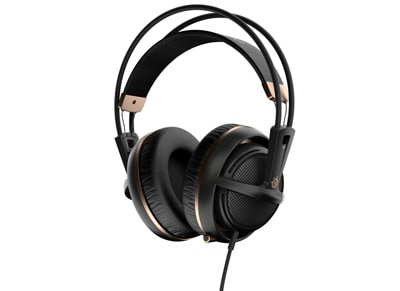 SteelSeries Siberia 200 Alchemy Gold - Gaming Headset Χρυσό gaming   αξεσουάρ pc gaming   gaming headsets
