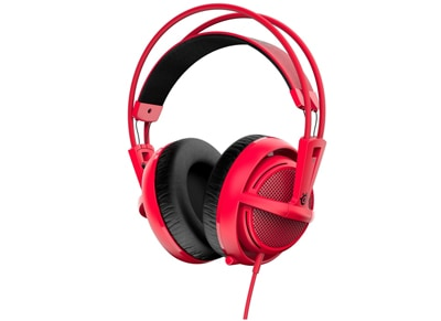 SteelSeries Siberia 200 Forged Red - Gaming Headset Κόκκινο