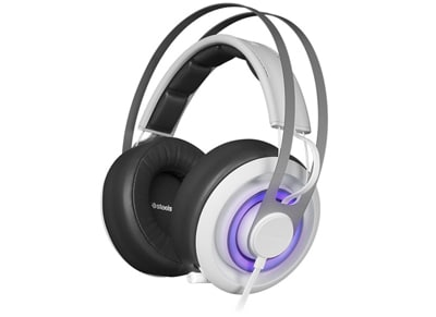 SteelSeries Siberia 650 - Gaming Headset Λευκό