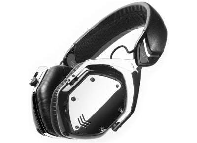 Ασύρματα Ακουστικά Κεφαλής V-Moda Crossfade Wireless Ασημί