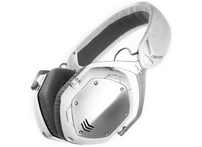 Ασύρματα Ακουστικά Κεφαλής V-Moda Crossfade Wireless Λευκό