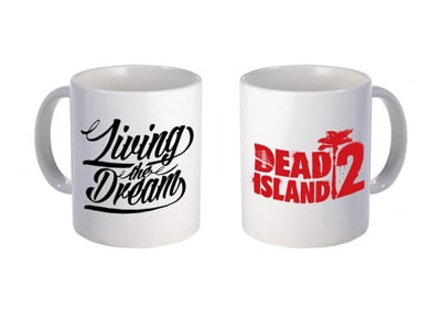 Κούπα Gaya Dead Island 2 Living the Dream