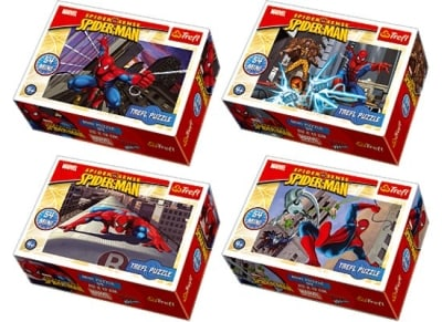 Puzzle Trefl: Mini Spiderman 54 Κομμάτια (817-54101)