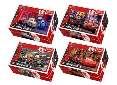 Puzzle Trefl: Mini Cars 54 Κομμάτια (817-54107)