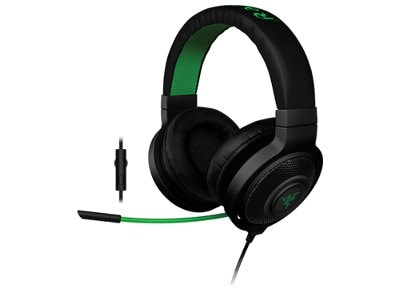Gaming Headset Razer Kraken Pro In-Line Μαύρο gaming   αξεσουάρ pc gaming   gaming headsets