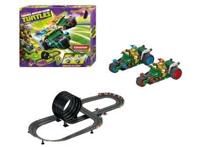 Πίστα Αγώνων Carrera Slot 1:43 Go - Teenage Mutant Ninja Turtles