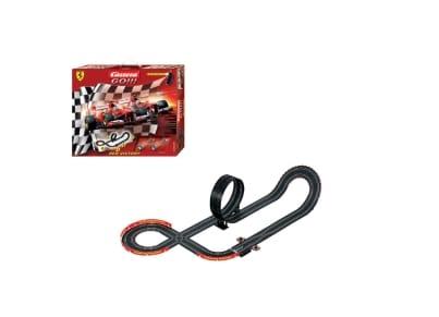 Πίστα Αγώνων Carrera Slot 1:43 Go - Red Victory