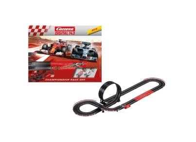 Πίστα Αγώνων Carrera Digital 143 - Championship Race Off
