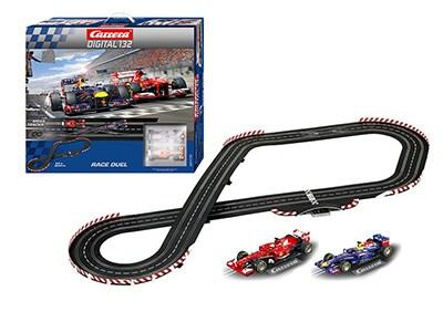 Πίστα Αγώνων Carrera Digital 132 - Race Duel