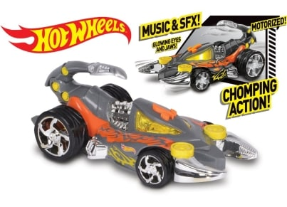 Hot Wheels Extreme Action Αυτοκίνητο Scorpedo (90513)