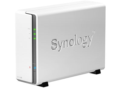 Synology Station DS115j 1Bay Ethernet