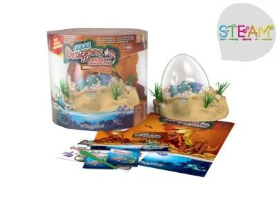 Σετ Κατασκευής Aqua Dragons EGGspedition With Bubble Pump