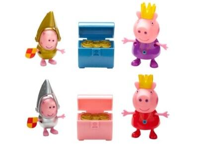Peppa Pig Βασιλικές Φιγούρες (GPH05866/GR )