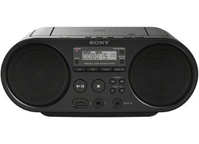 Φορητό Ράδιο CD Sony ZS PS50 Μαύρο
