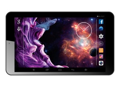 "eStar Gemini IPS Quad Core - Tablet 8"" 8GB Μαύρο tablets   tablets"