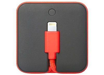 Καλώδιο  Powerbank σε ένα Lightning to USB καλώδιο Native Union Light 800 Κόκκιν tablets  αξεσουάρ powerbanks