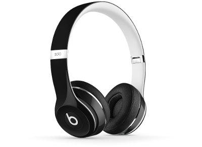 Ακουστικά Κεφαλής Beats by Dre Solo 2 Luxe Μαύρο