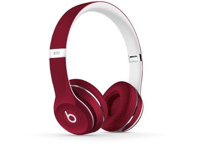 Ακουστικά Κεφαλής Beats by Dre Solo 2 Luxe Κόκκινο