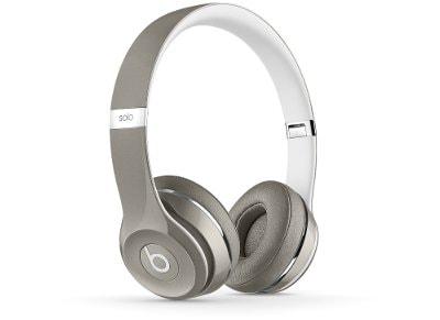 Ακουστικά Κεφαλής Beats by Dre Solo 2 Luxe Ασημί