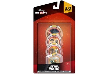 Φιγούρα Disney Infinity 3.0 Star Wars The Force Awakens Power Disc Pack