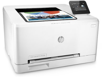 HP LaserJet Pro M252dw - Έγχρωμος Εκτυπωτής Laser Α4