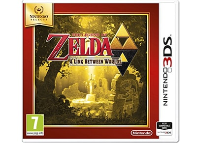 The Legend of Zelda: A Link Between Worlds Selects - 3DS/2DS Game