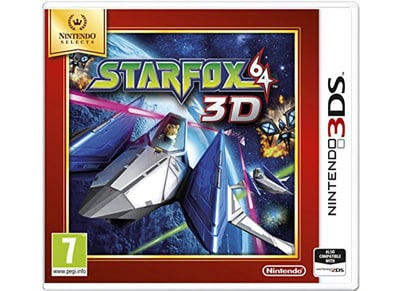 Star Fox 64 3D Selects - 3DS/2DS Game gaming   παιχνίδια ανά κονσόλα   3ds 2ds