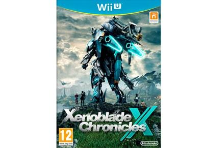 Xenoblade Chronicles X - Wii U Game gaming   παιχνίδια ανά κονσόλα   wii u