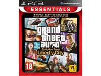 Grand Theft Auto: Episodes from Liberty City Essentials - PS3 Game