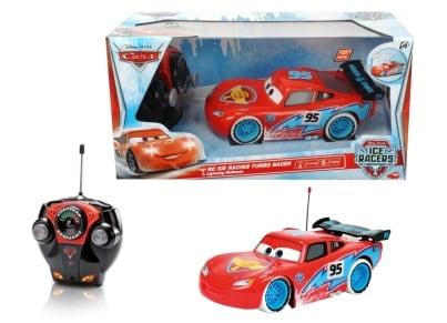Dickie Τηλεκατευθυνόμενο Cars ICE Racing Lightning McQueen (203089590)