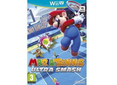 Mario Tennis: Ultra Smash - Wii U Game